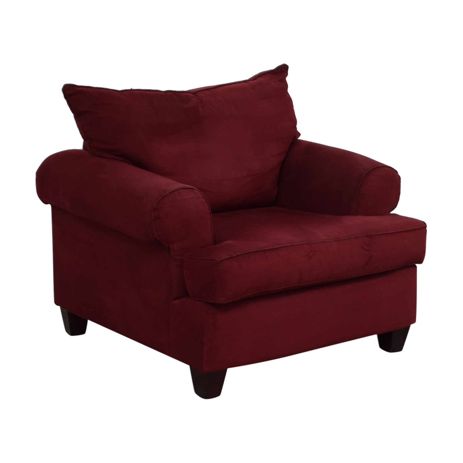 Rooms To Go Rooms To Go Emsworth Scarlet Chair for sale