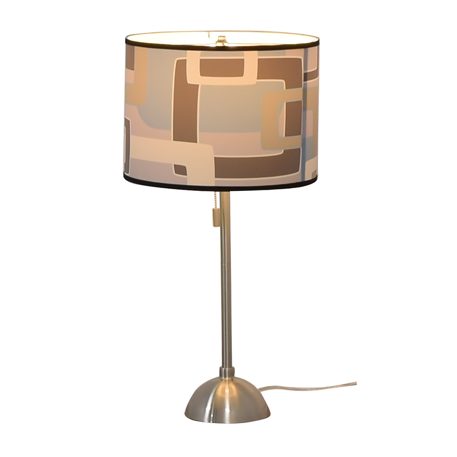 Patterned Table Lamp coupon