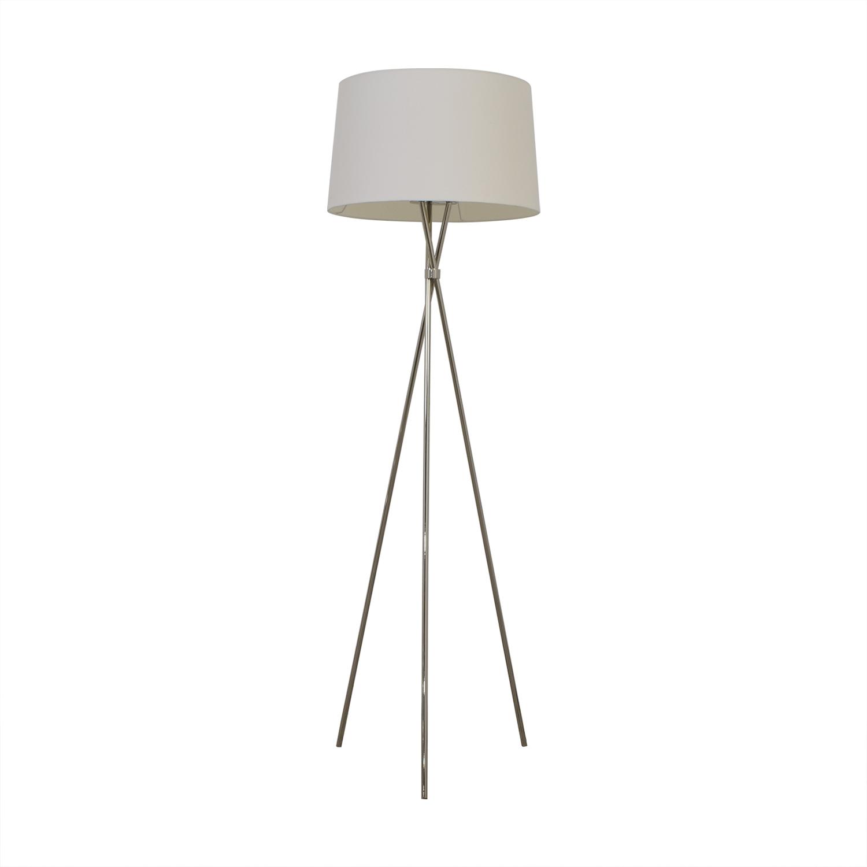 Tripod Floor Lamp white