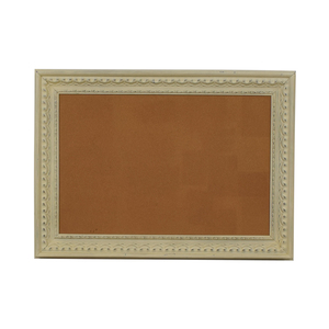 Ballard Designs Rustic Framed Cork Board on sale