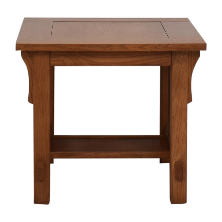 Scott Jordon Scott Jordon Mission End Table for sale