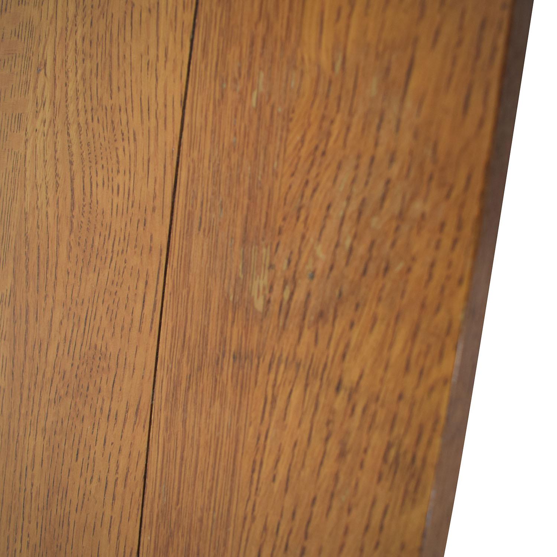 shop Scott Jordon Scott Jordon Mission Style Wood Coffee Table online