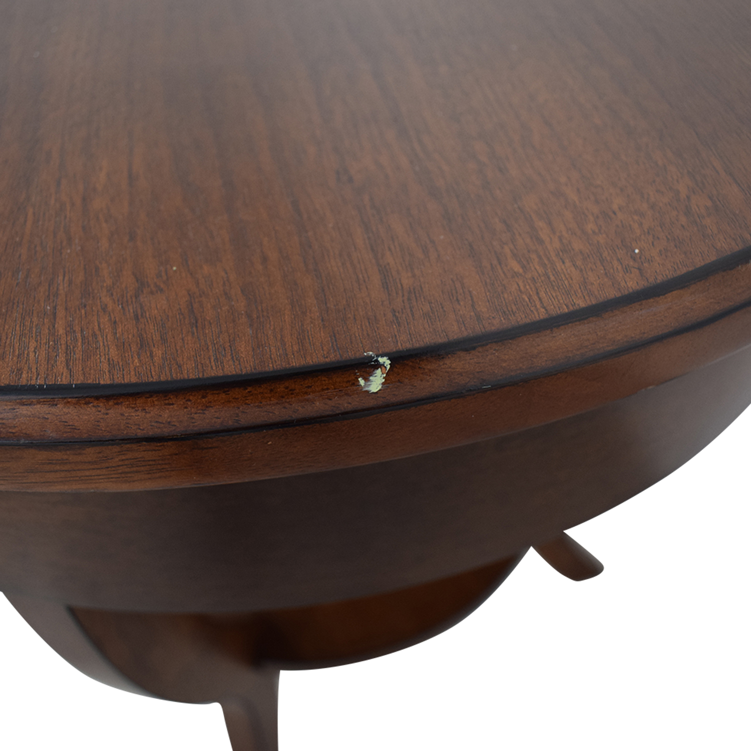 Pottery Barn Pottery Barn Carrie Round Single-Drawer Pedestal End Tables discount