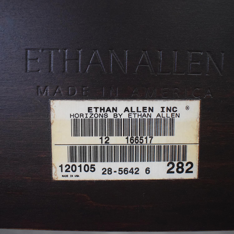 buy Ethan Allen Horizon Slat California King Bed Frame Ethan Allen