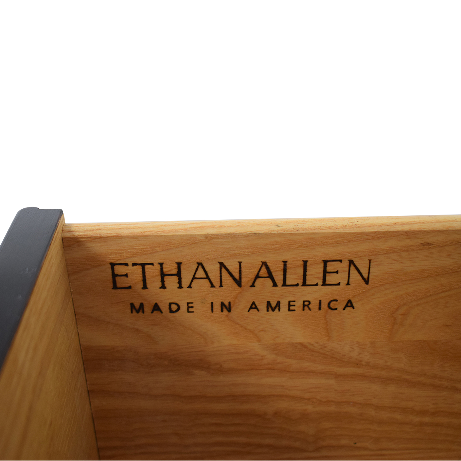 Ethan Allen Ethan Allen Nightstand with Drawers dimensions