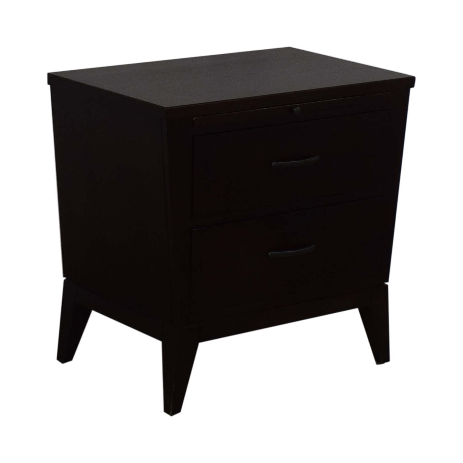 Ethan Allen Ethan Allen Nightstand with Drawers coupon