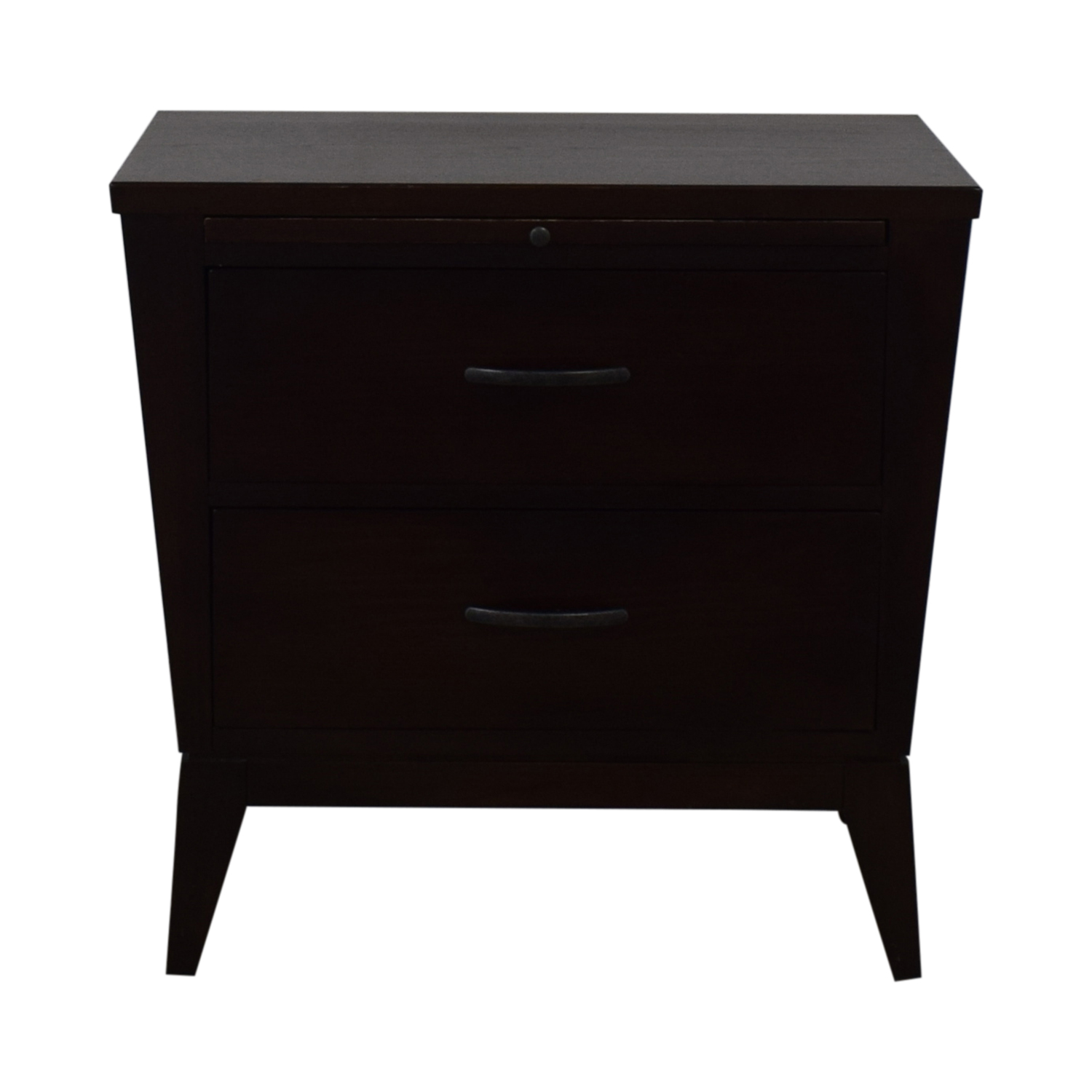 Ethan Allen Nightstand with Drawers / Tables