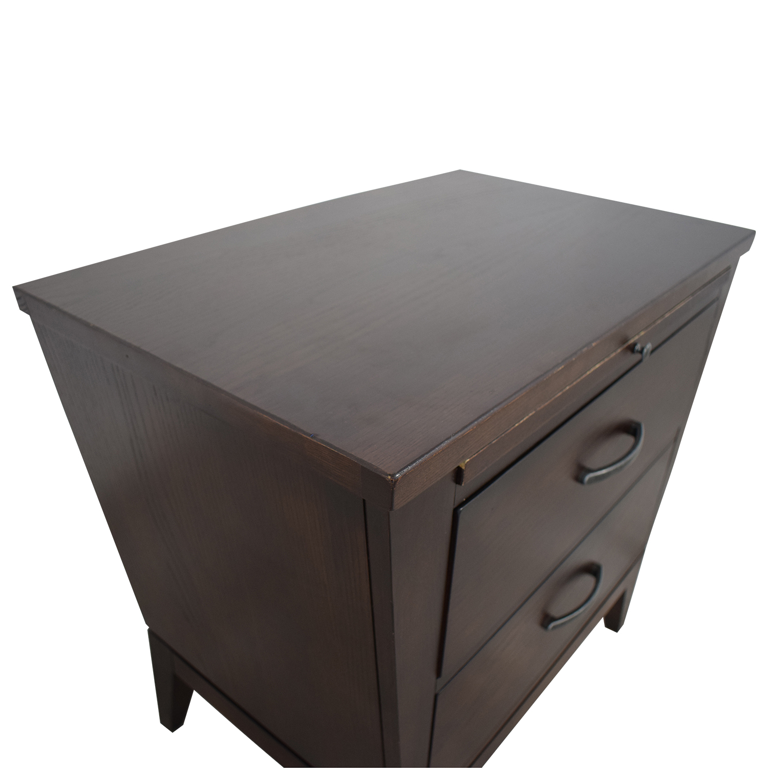 shop Ethan Allen Nightstand with Drawers Ethan Allen