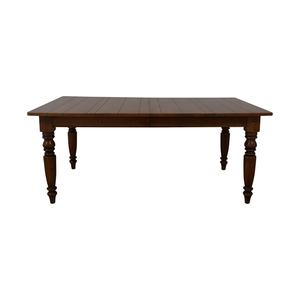 shop Ethan Allen Ethan Allen Miller Dining Room Table online