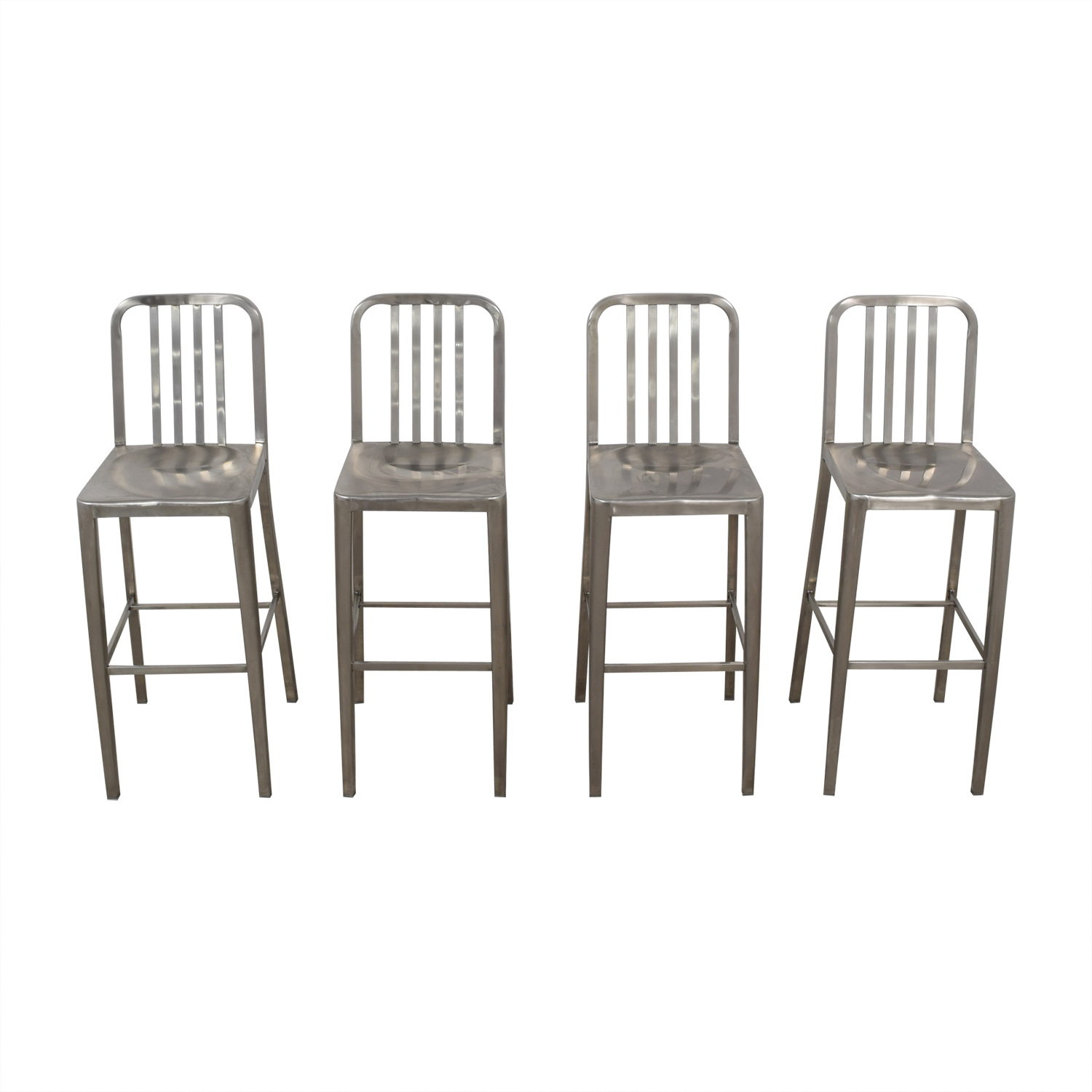 buy  Chrome Bar Stools online