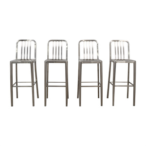 Chrome Bar Stools second hand