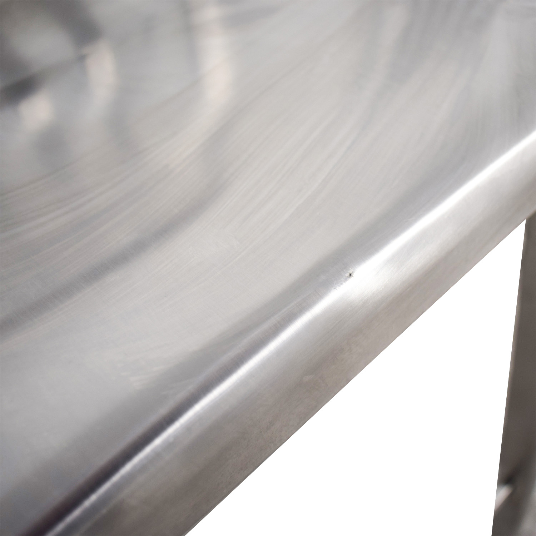 shop Chrome Bar Stools  Chairs