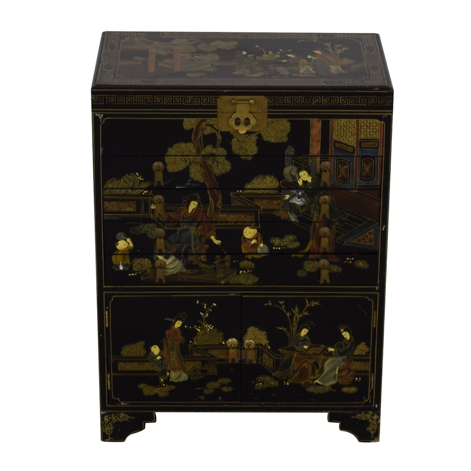 Chinese China Cabinet second hand