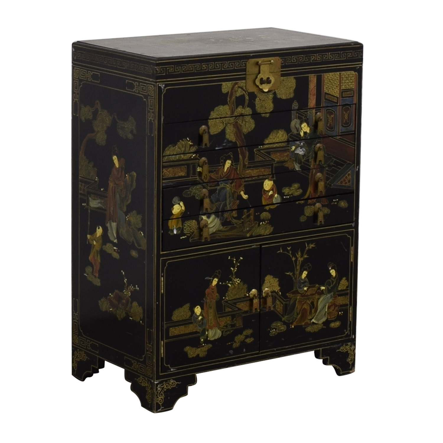 Chinese China Cabinet discount