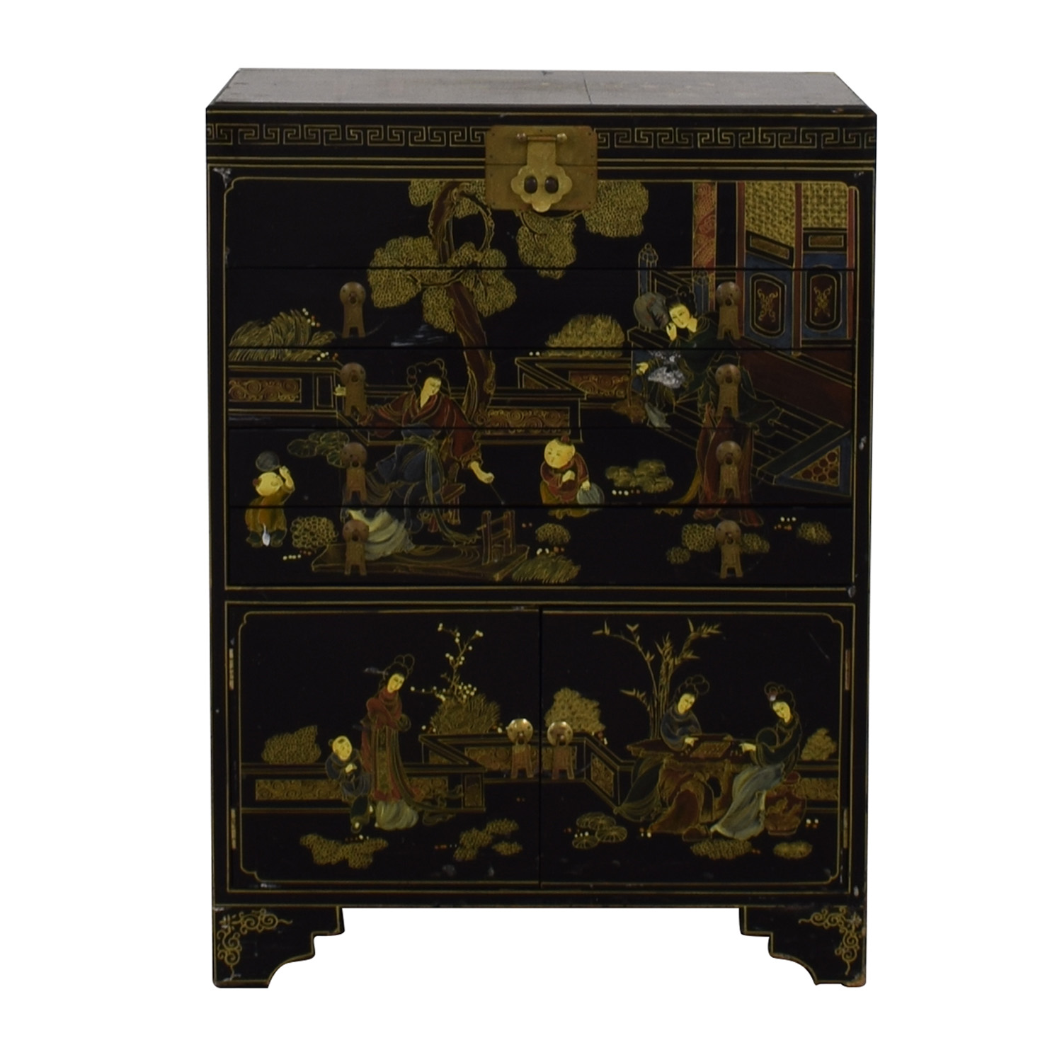 Chinese China Cabinet / Cabinets & Sideboards