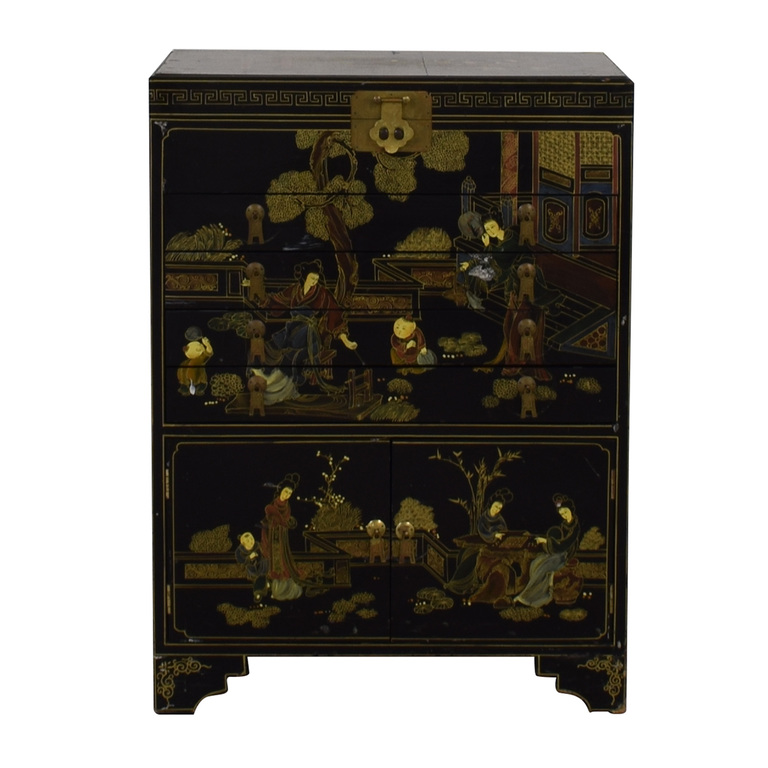 Chinese China Cabinet coupon
