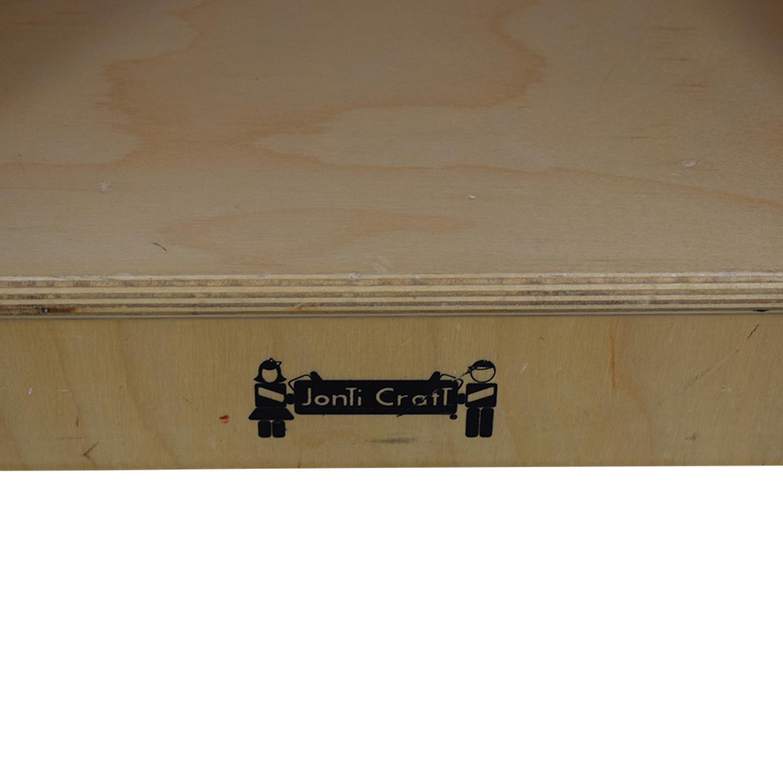 Jonti-Craft Children's Lateral Bookshelf nyc