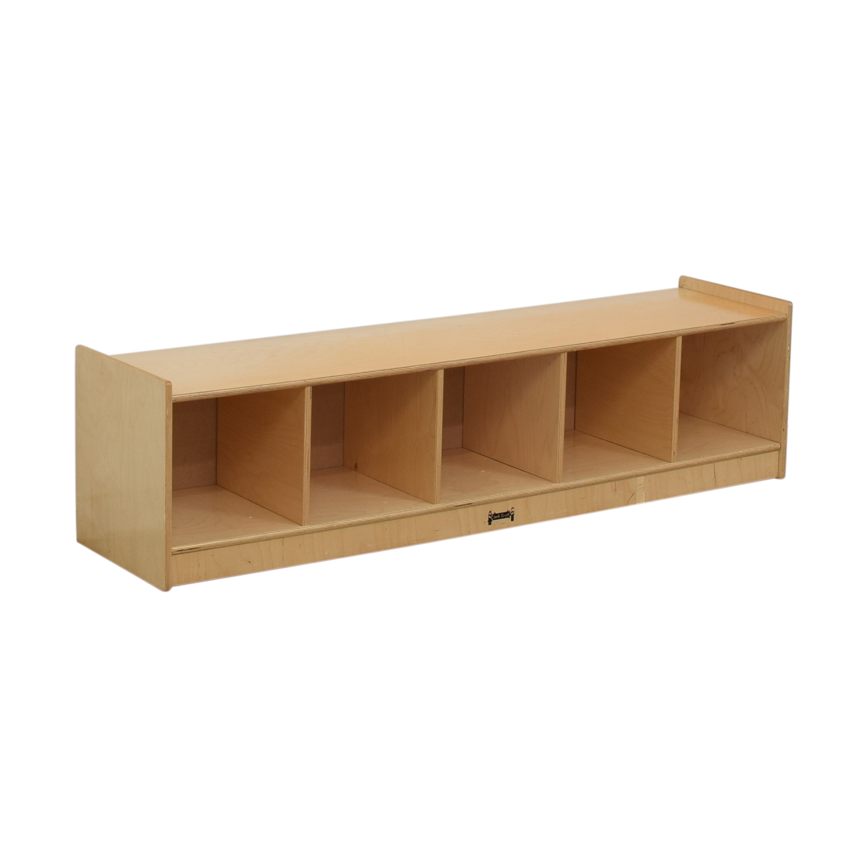 shop Jonti-Craft Children's Lateral Bookshelf