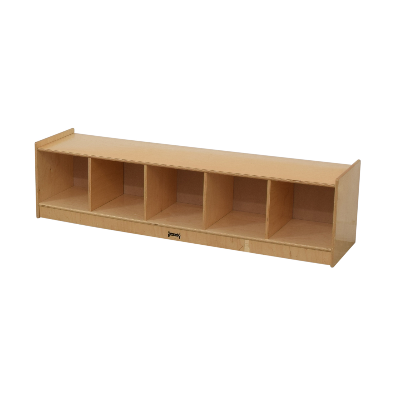 Jonti-Craft Children's Lateral Bookshelf sale
