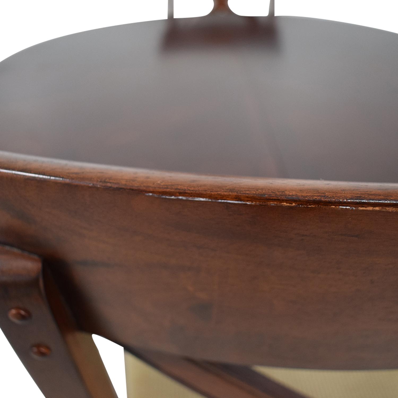 Macy's Macy's Pedestal Round Expandable Dining Set nj