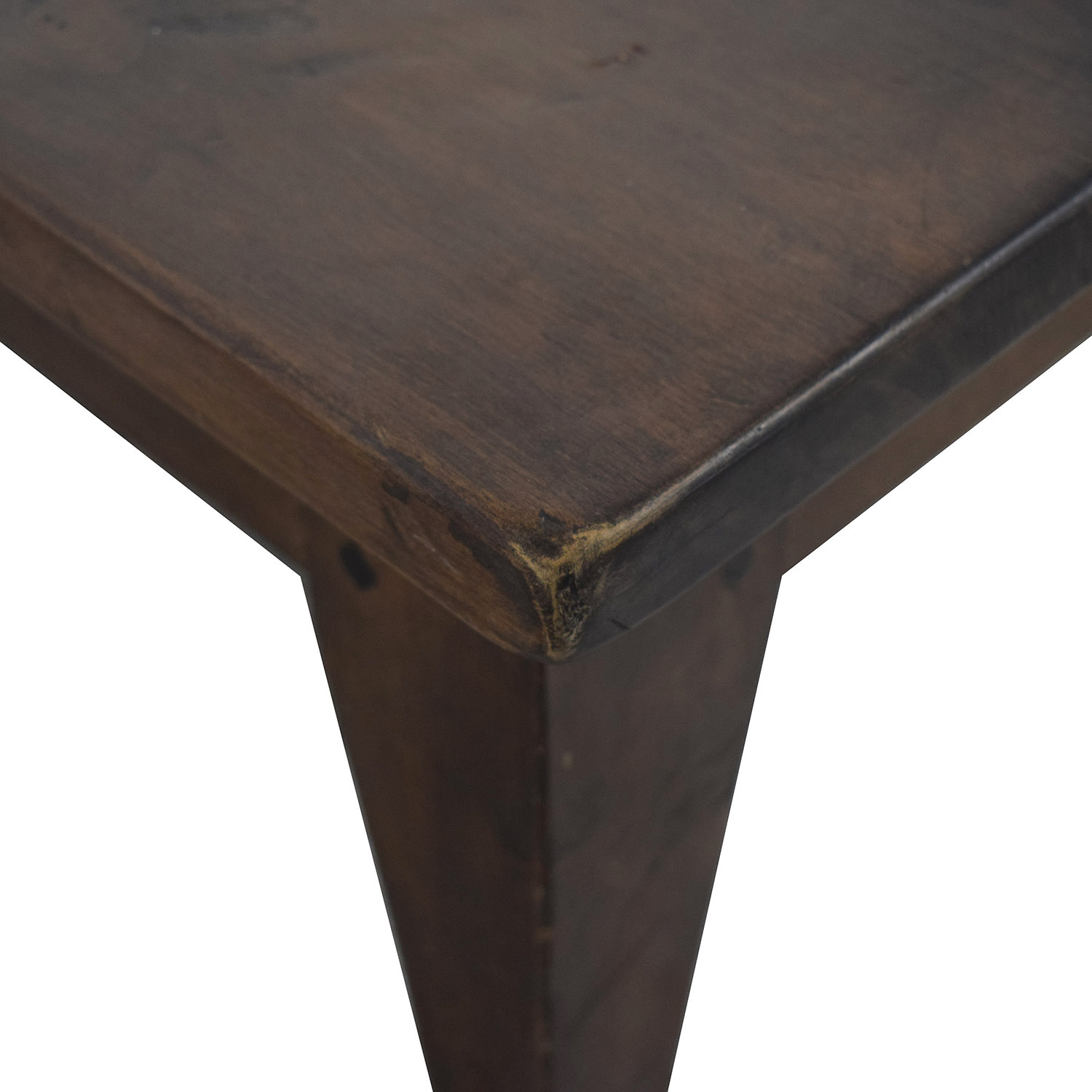 shop Vintage Single Drawer Low Profile Coffee Table  Coffee Tables