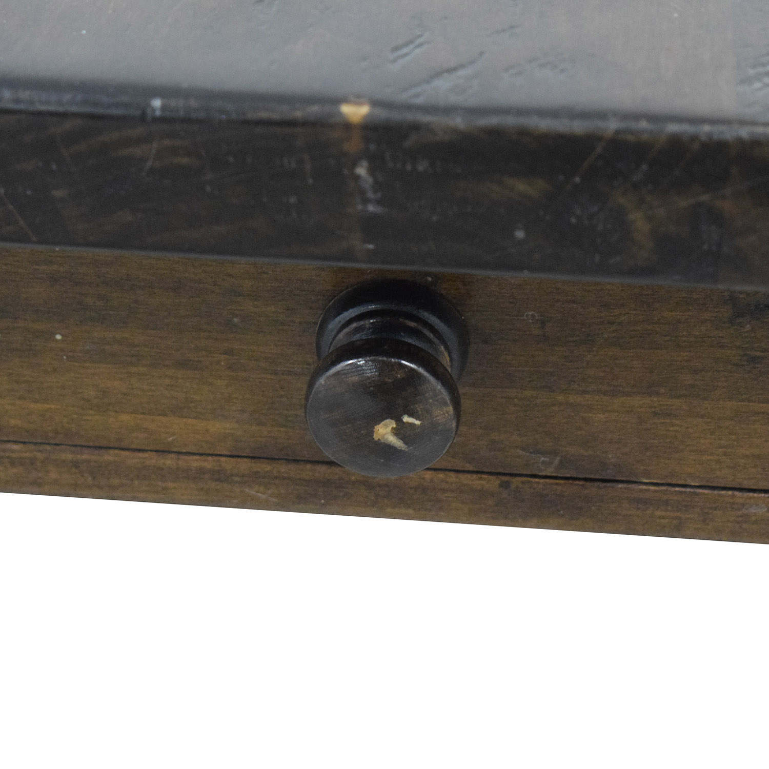 shop Vintage Single Drawer Low Profile Coffee Table  Tables
