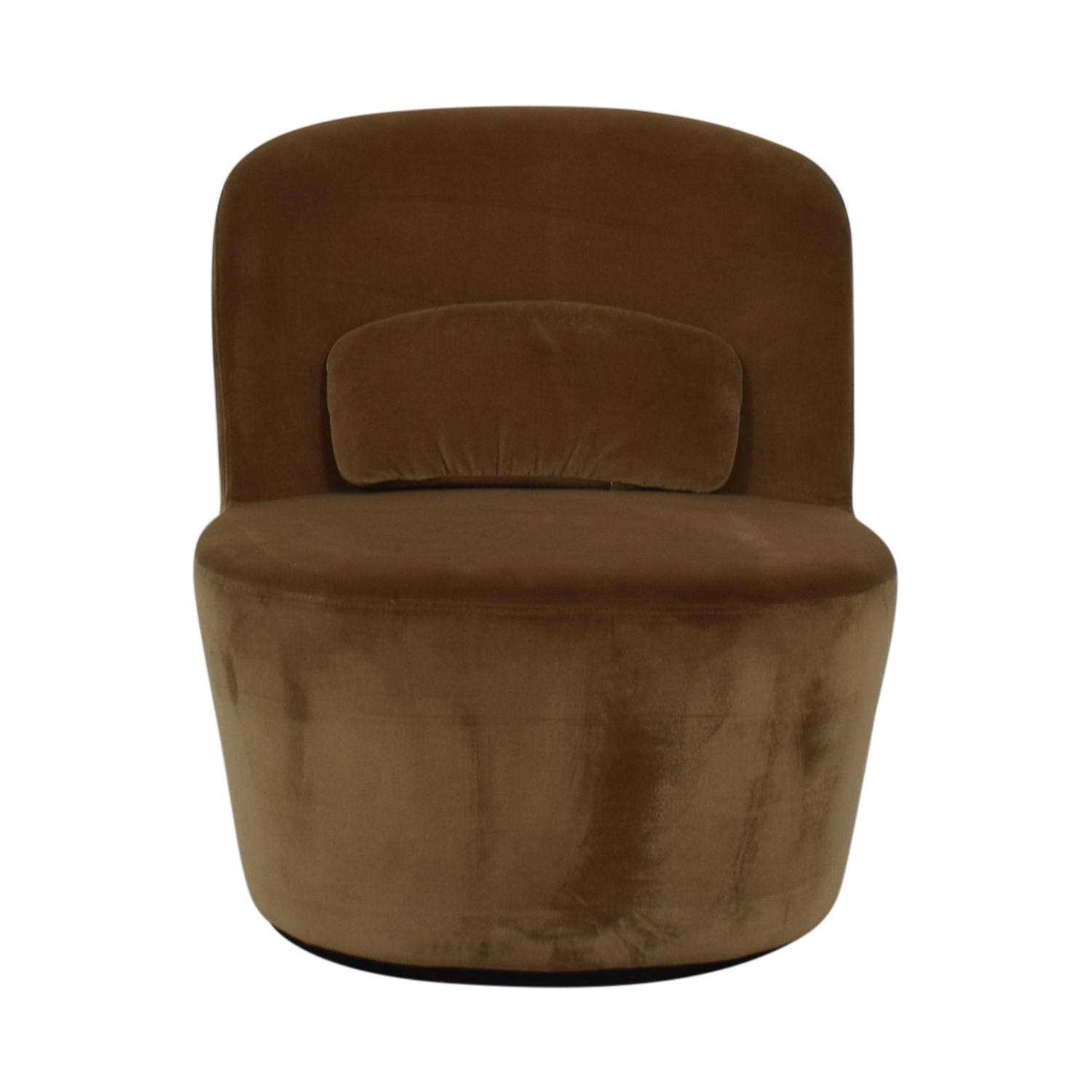 shop IKEA Tan Slipper Chair IKEA