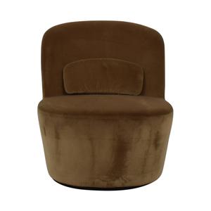 IKEA Tan Slipper Chair / Chairs
