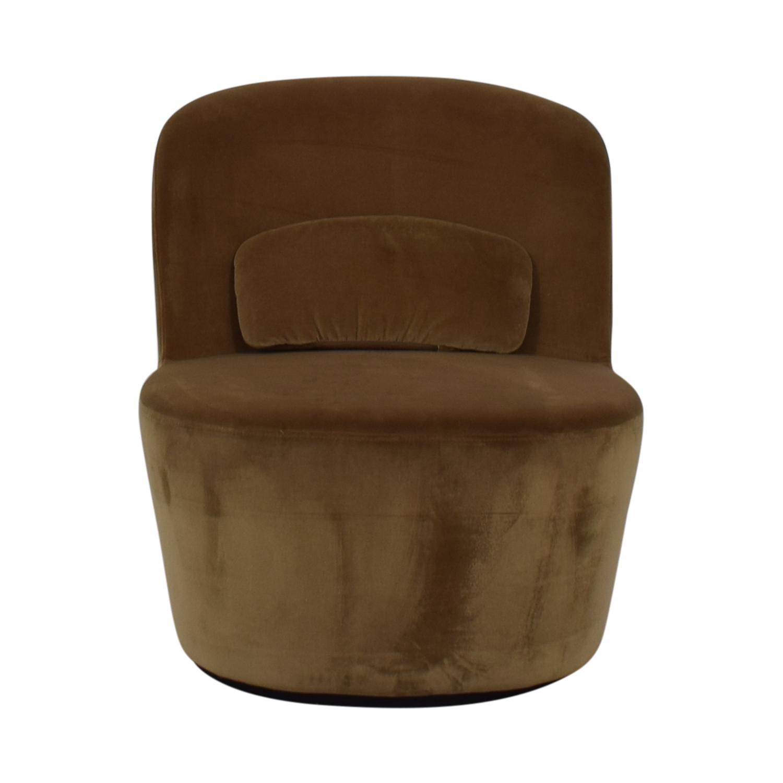 Incredible 89 Off Ikea Ikea Tan Slipper Chair Chairs Bralicious Painted Fabric Chair Ideas Braliciousco