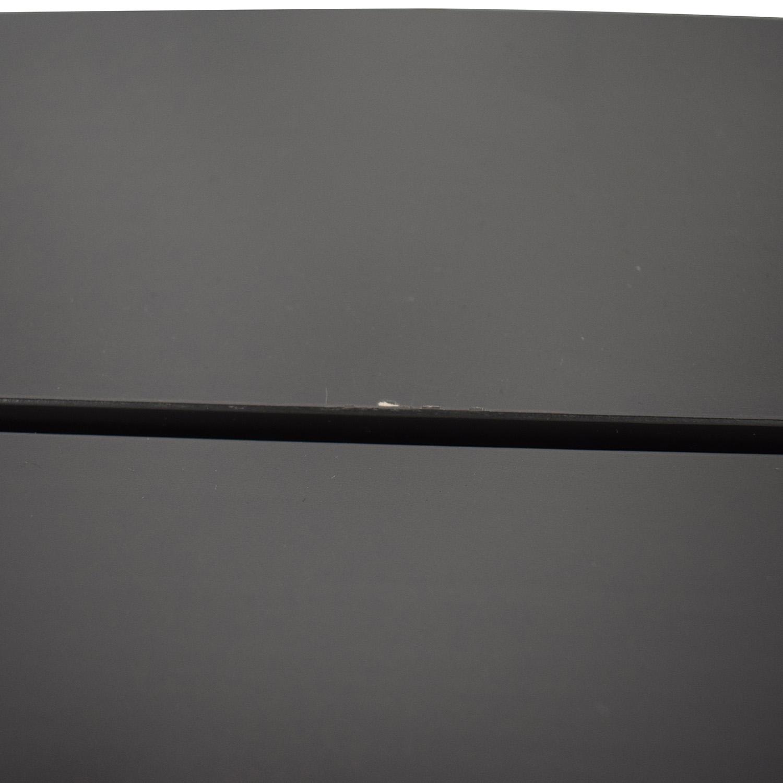 buy IKEA IKEA Alex Grey Two-Drawer Desk online
