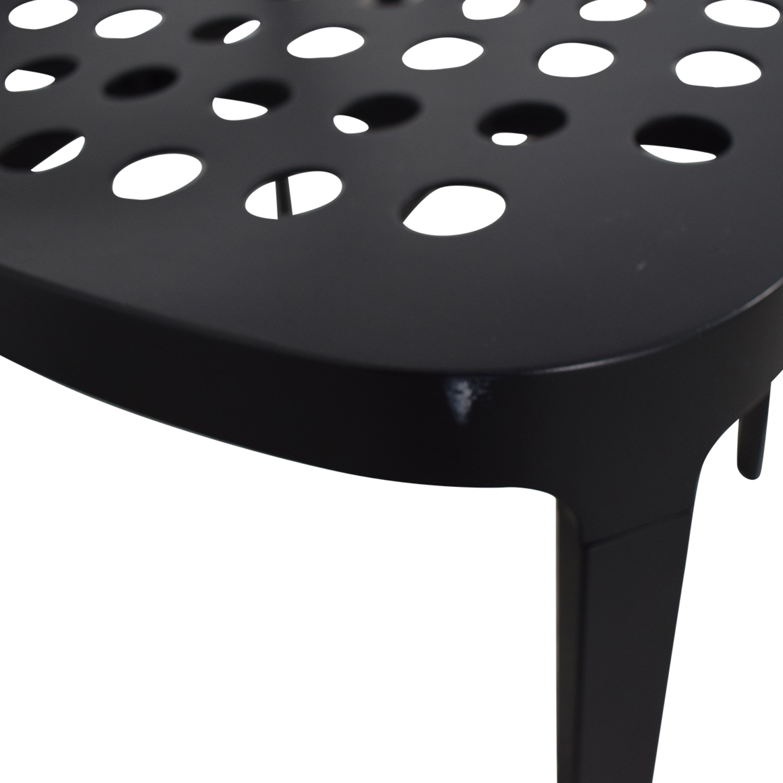 buy IKEA Black Metal Chairs IKEA Dining Chairs
