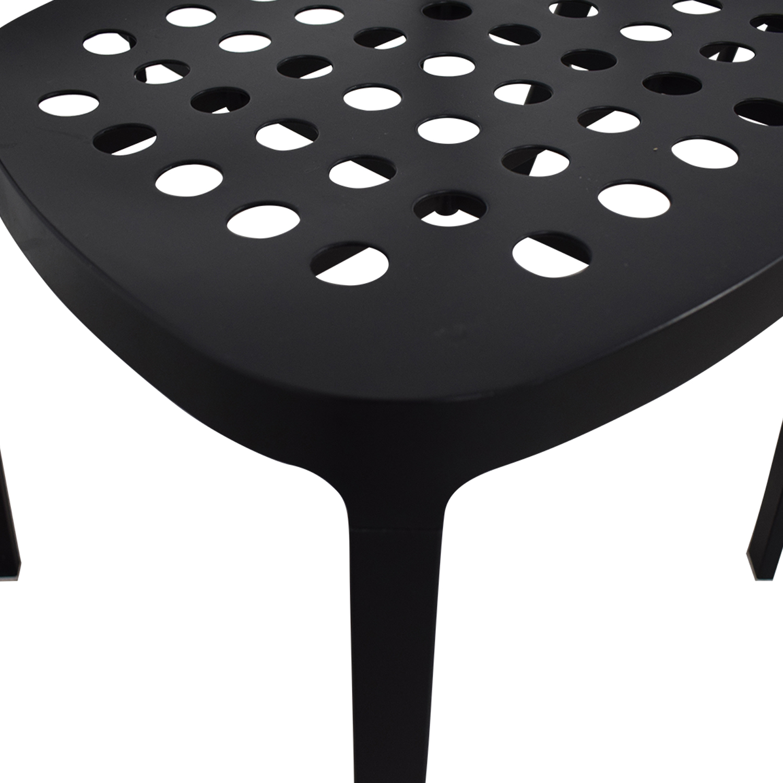 buy IKEA Black Metal Chairs IKEA Chairs