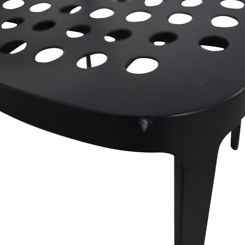 IKEA IKEA Black Metal Chairs coupon