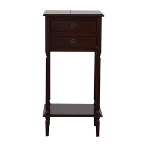 Tall End Table discount