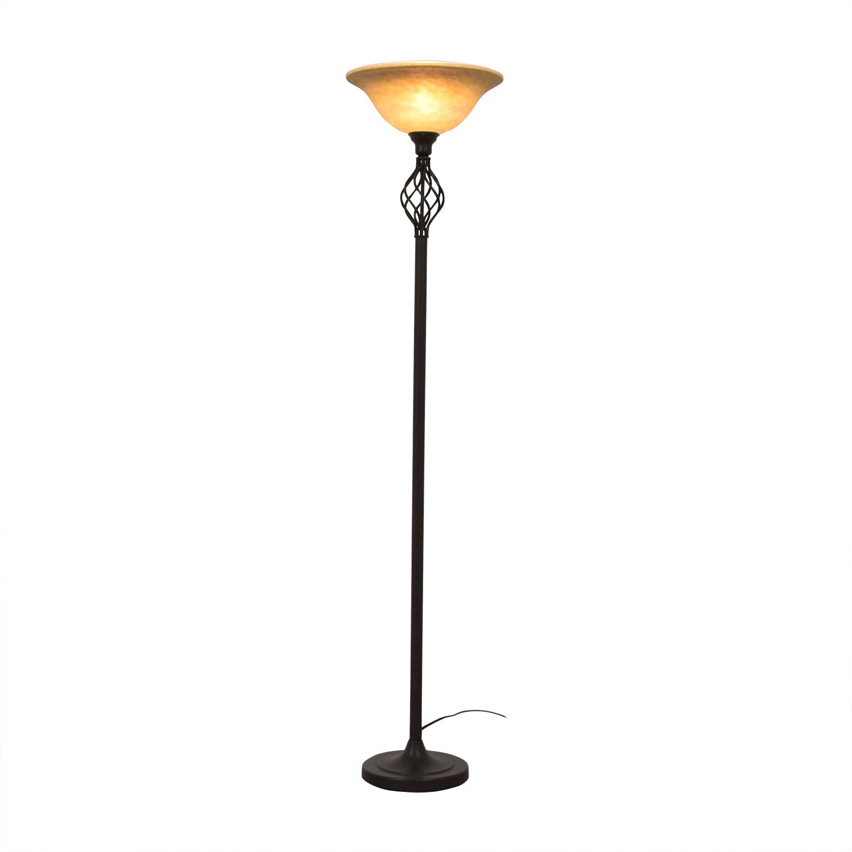 Bed Bath & Beyond Halogen Floor Lamp sale