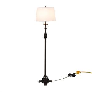 Rustic Floor Lamp second hand