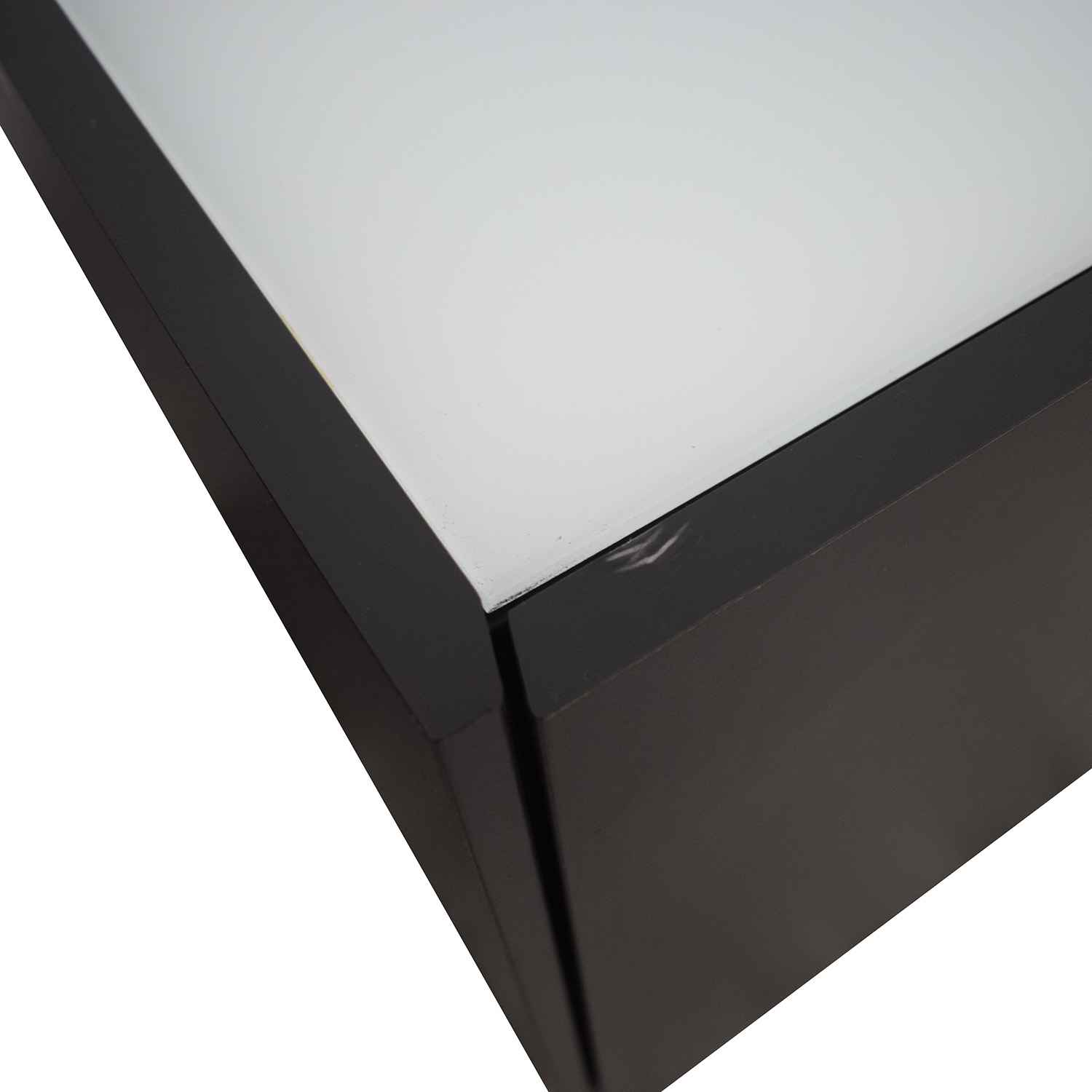 buy IKEA White and Black Two-Drawer End Tables IKEA Tables