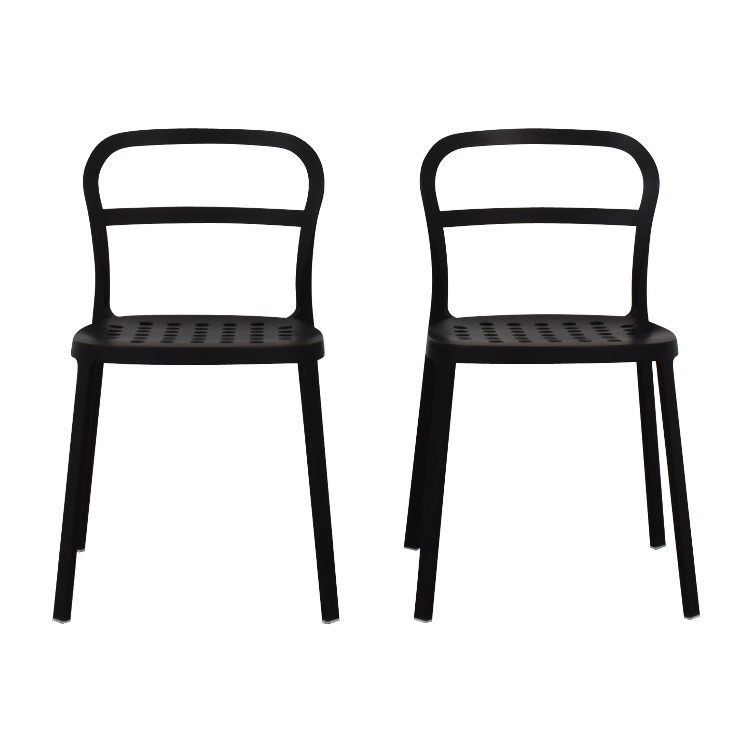 shop IKEA Black Metal Chairs IKEA Accent Chairs