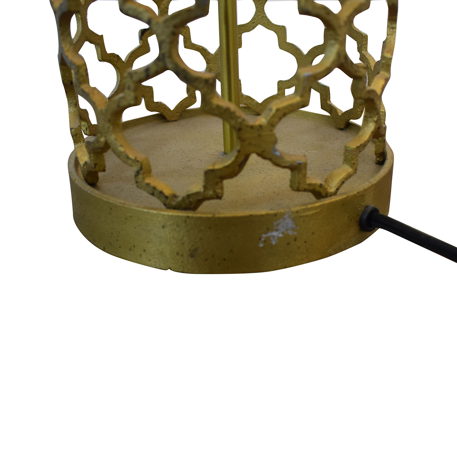 World Market World Market Gold Table Lamps Lamps