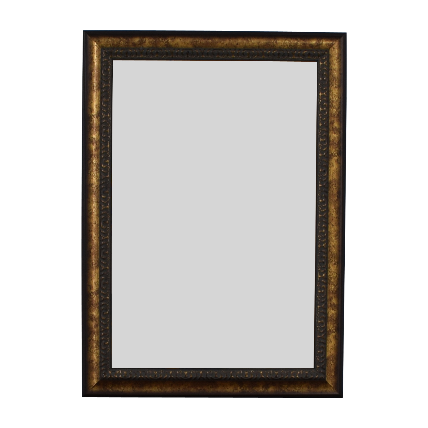 Coaster Fine Furniture Coaster Fine Furniture Bronze Beveled Wall Mirror discount