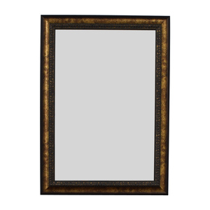 Coaster Fine Furniture Coaster Fine Furniture Bronze Beveled Wall Mirror second hand