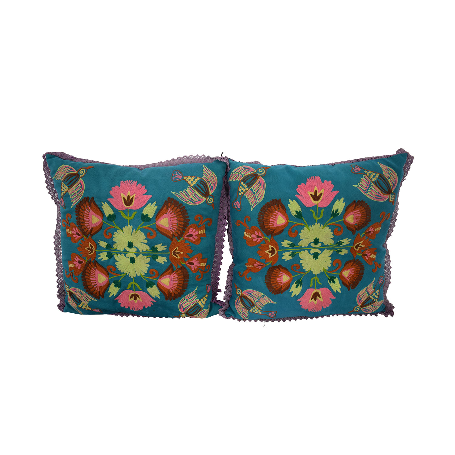 shop Wayfair Wayfair Multi-Colored Toss Pillows online