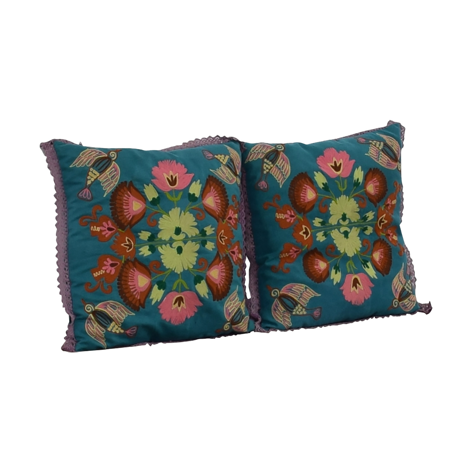 Wayfair Wayfair Multi-Colored Toss Pillows on sale