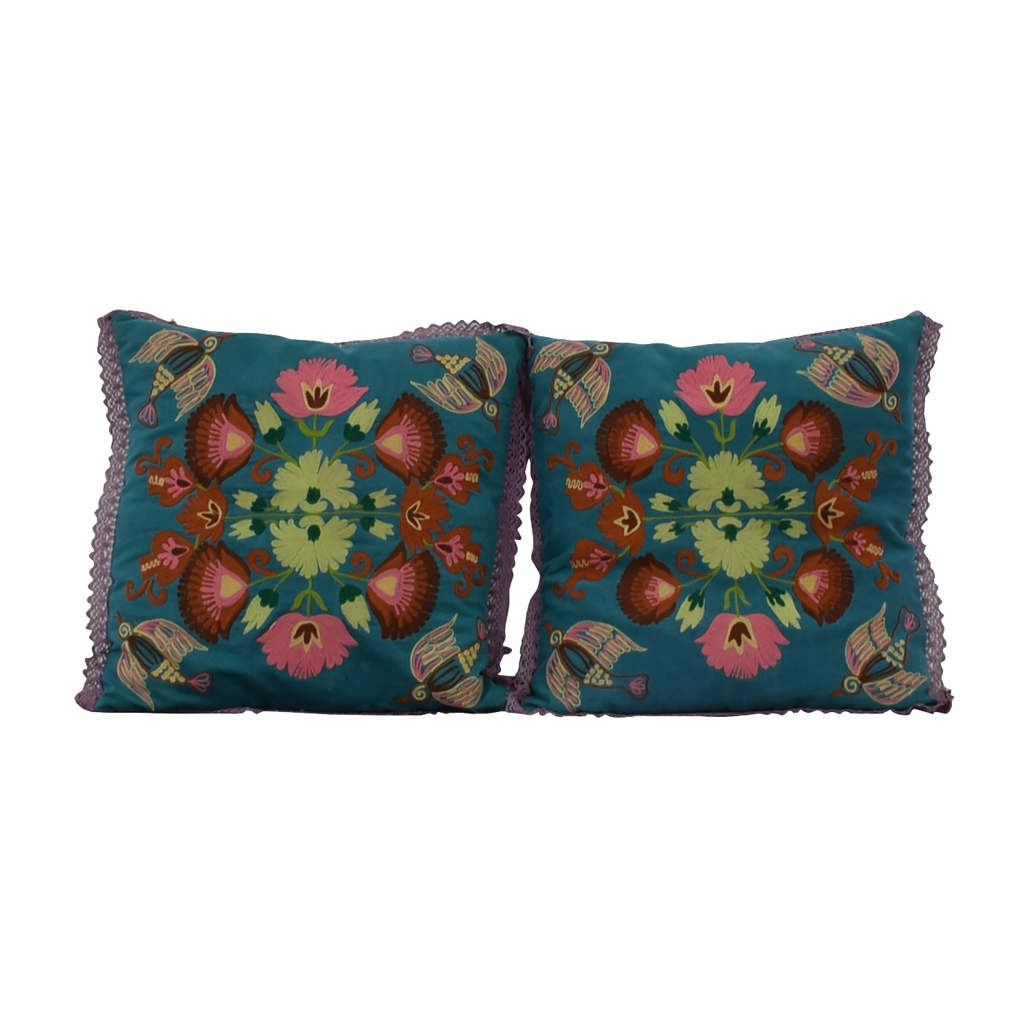 buy Wayfair Multi-Colored Toss Pillows Wayfair Decorative Accents
