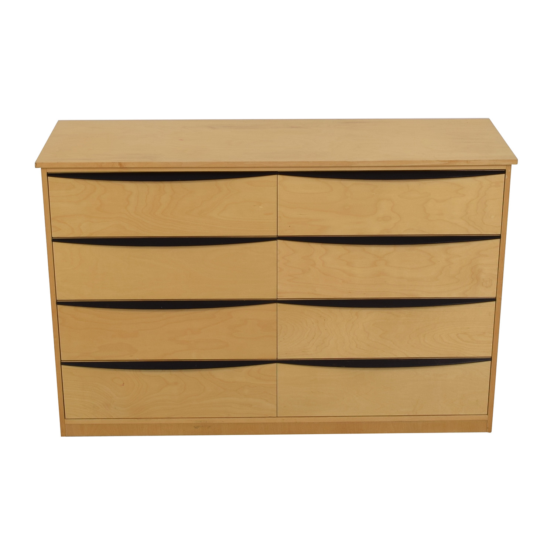 Gothic Cabinet Craft Gothic Cabinet Craft Wood Eight-Drawer Dresser dimensions