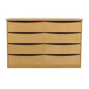 Gothic Cabinet Craft Gothic Cabinet Craft Wood Eight-Drawer Dresser coupon