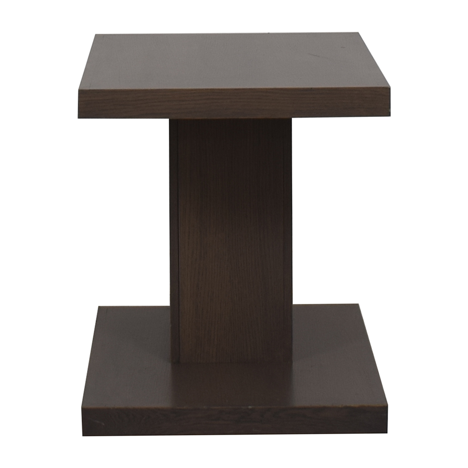 90% OFF   AA Laun AA Laun Grey Driftwood Side Table / Tables