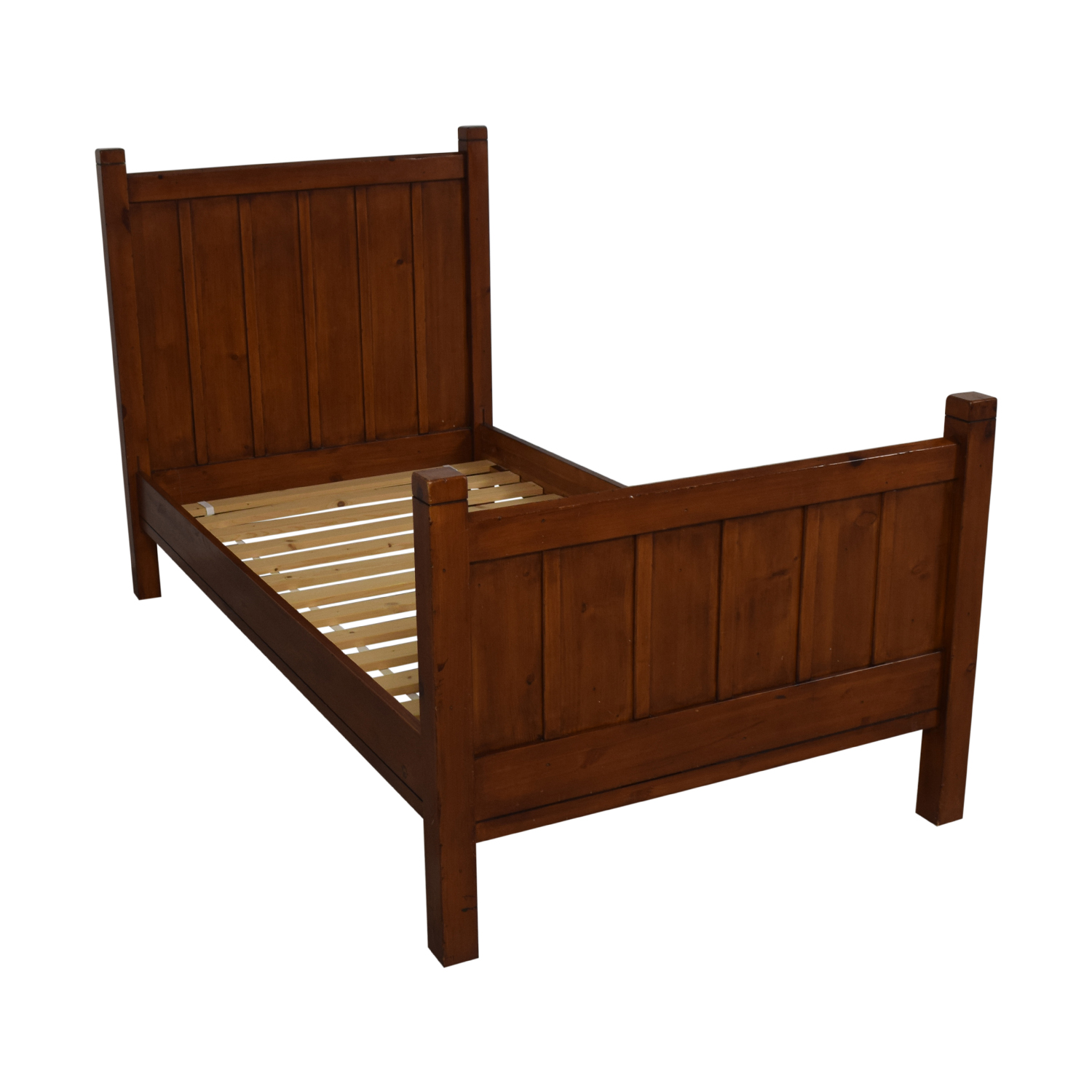 62 Off Pottery Barn Pottery Barn Kids Camp Twin Bed Beds