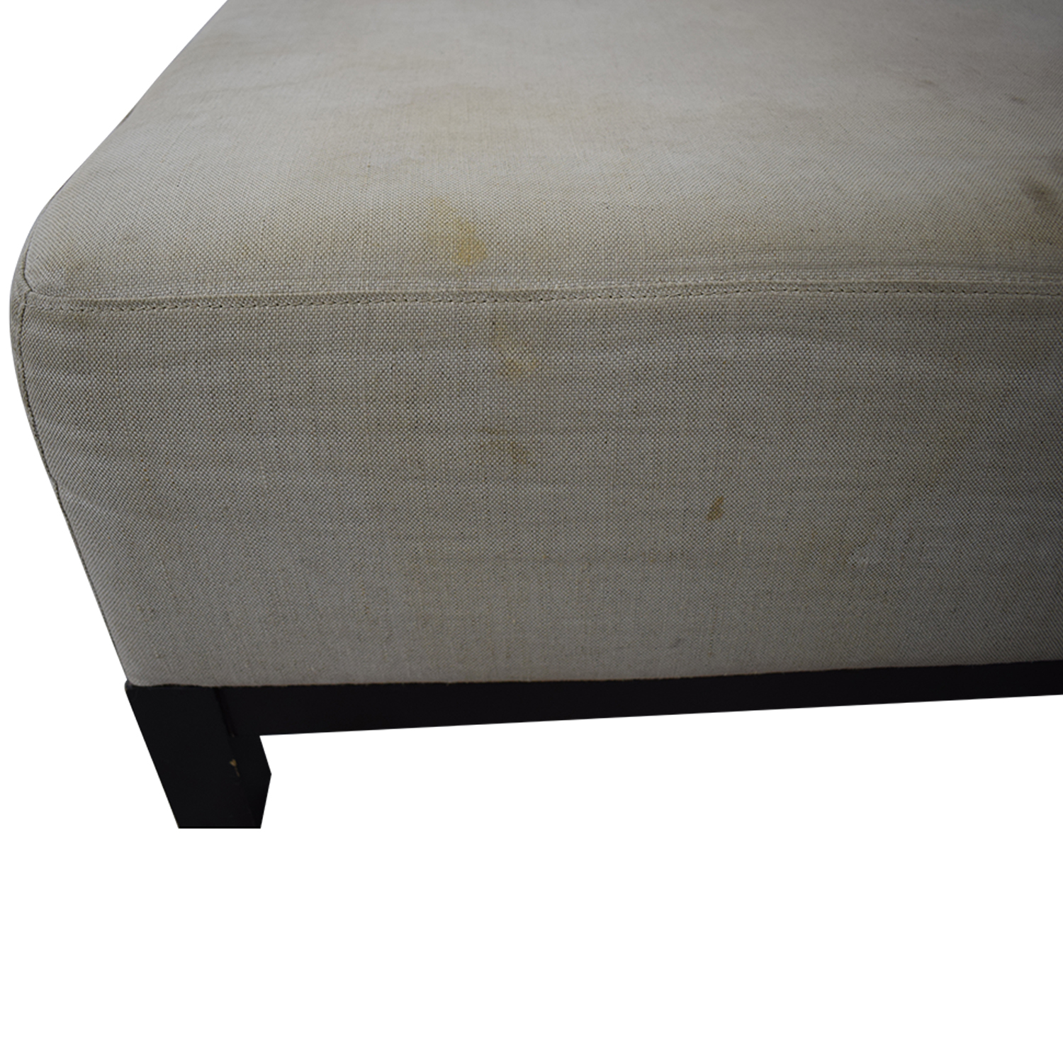 West Elm Ottoman / Chairs