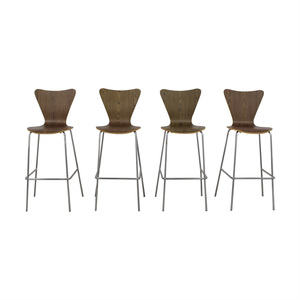 Modway Furniture Modway Furniture Arne Jacobsen Bar Stools nj